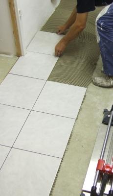 Bodenfliesen Verlegen Ihp Direkt Heimwerkerblog